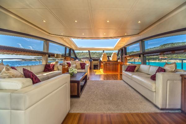 Princess Motor Yacht Sales - Used Princess V85
