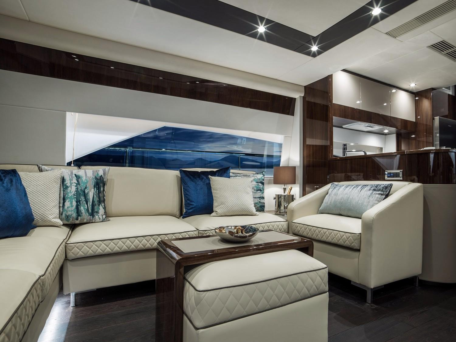 Manufacturer Provided Image: Fairline Squadron 65 Saloon