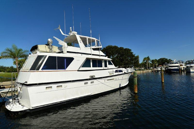 1987 hatteras motor yacht for sale for 50 ft motor yachts for sale