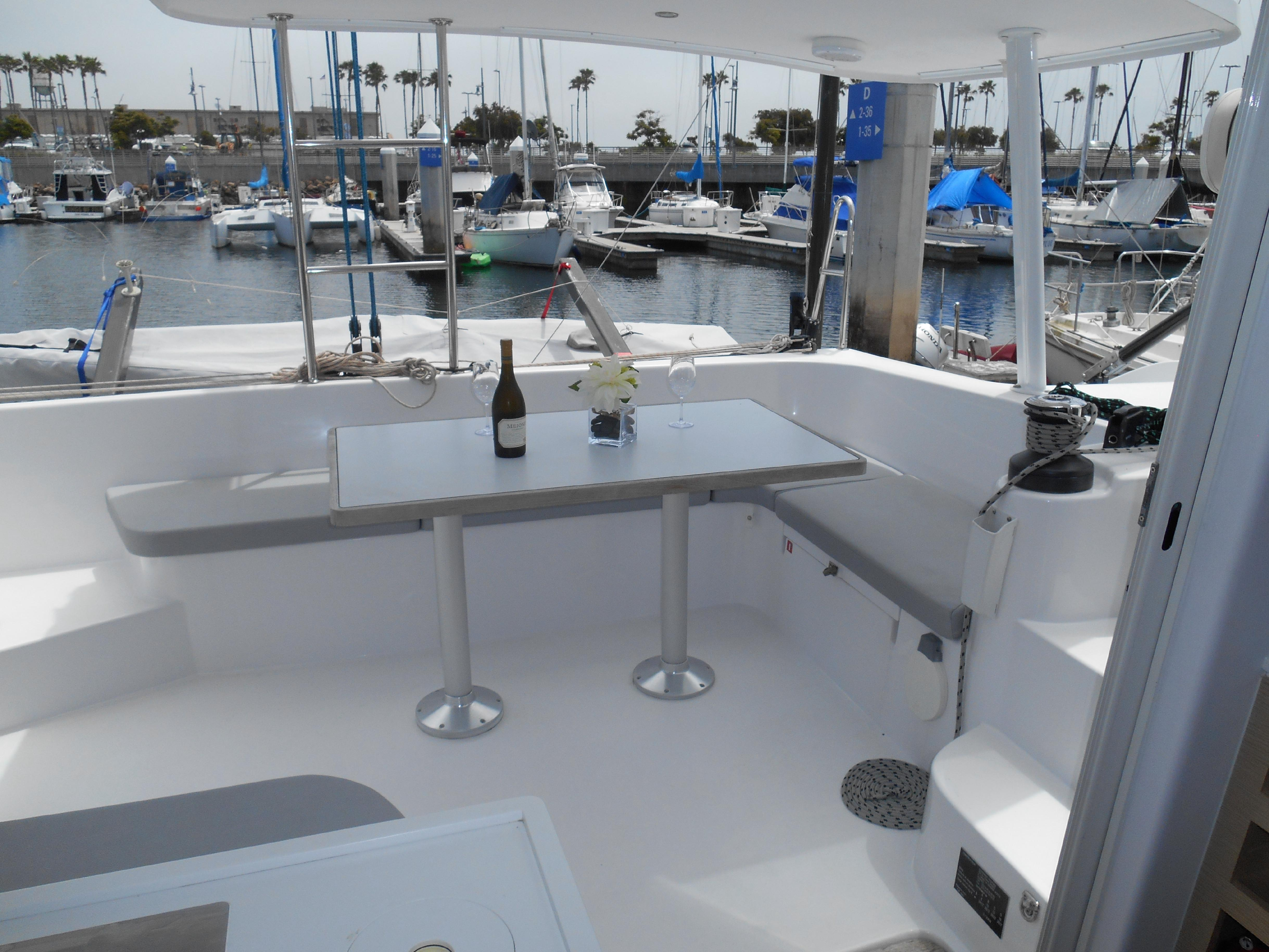 45 Outremer Iolana 2015 Long Beach | Denison Yacht Sales