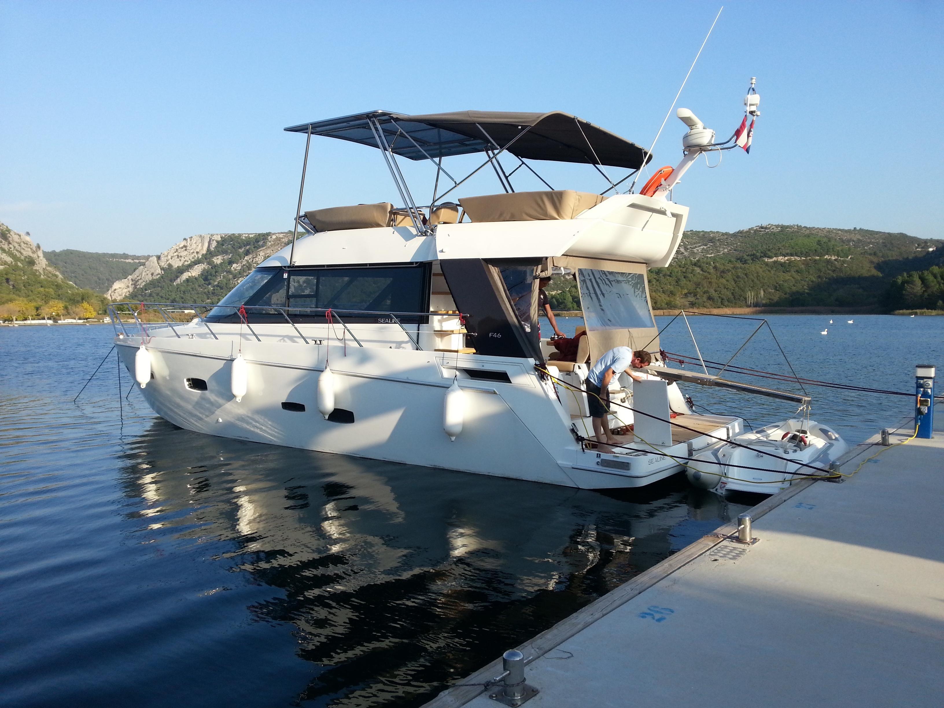 Sealine F 46 Yachting 2000