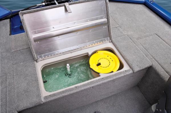 Ящик для рыбы в лодку пвх своими руками