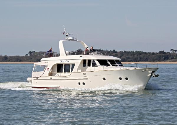 Skagen 50 used boat for sale from Boat Sales International
