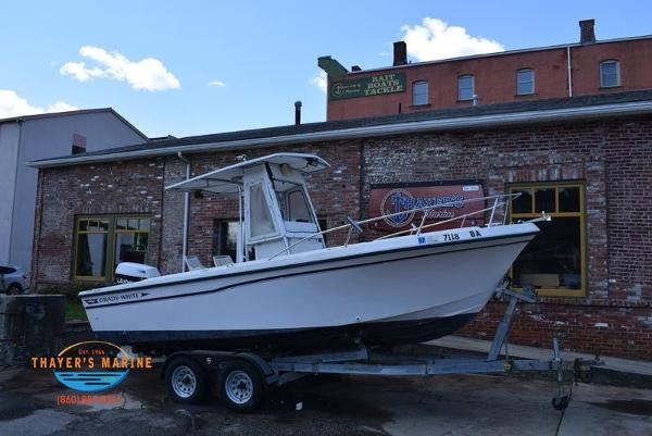 1988 Grady-White boat for sale, model of the boat is Fisher & Image # 3 of 42
