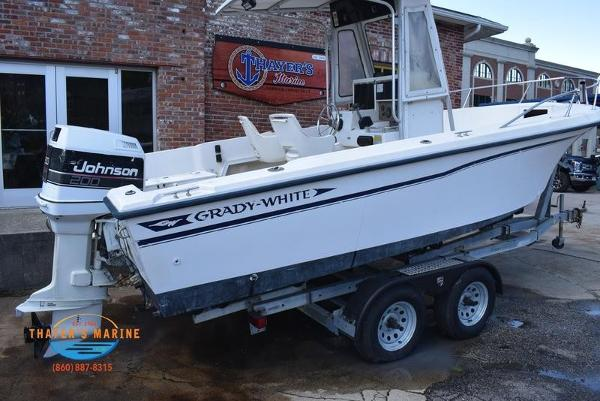 1988 Grady-White boat for sale, model of the boat is Fisher & Image # 6 of 42