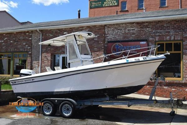 1988 Grady-White boat for sale, model of the boat is Fisher & Image # 7 of 42