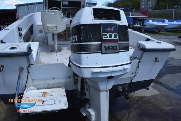 1988 Grady-White boat for sale, model of the boat is Fisher & Image # 12 of 42