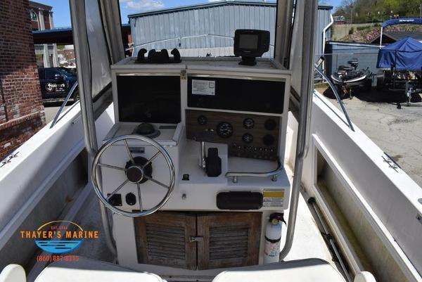 1988 Grady-White boat for sale, model of the boat is Fisher & Image # 20 of 42
