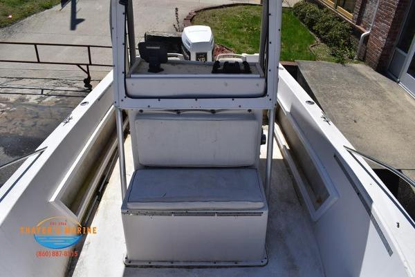 1988 Grady-White boat for sale, model of the boat is Fisher & Image # 27 of 42