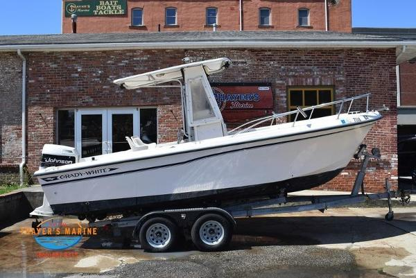 1988 Grady-White boat for sale, model of the boat is Fisher & Image # 34 of 42