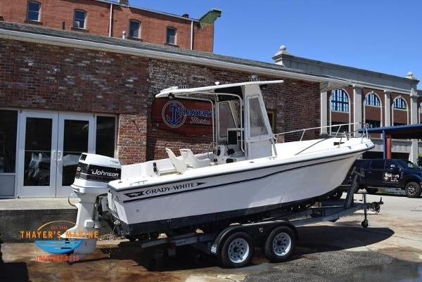 1988 Grady-White boat for sale, model of the boat is Fisher & Image # 35 of 42