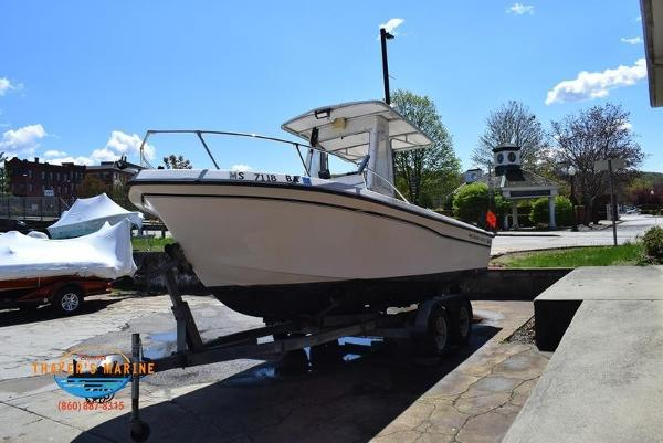 1988 Grady-White boat for sale, model of the boat is Fisher & Image # 37 of 42