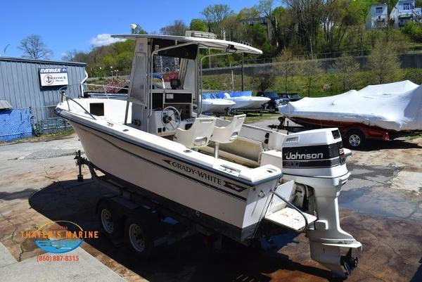 1988 Grady-White boat for sale, model of the boat is Fisher & Image # 39 of 42
