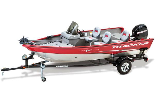 2012 Tracker Boats boat for sale, model of the boat is Pro Guide V-16 SC & Image # 7 of 23