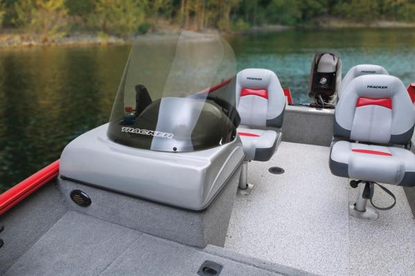 2012 Tracker Boats boat for sale, model of the boat is Pro Guide V-16 SC & Image # 13 of 23