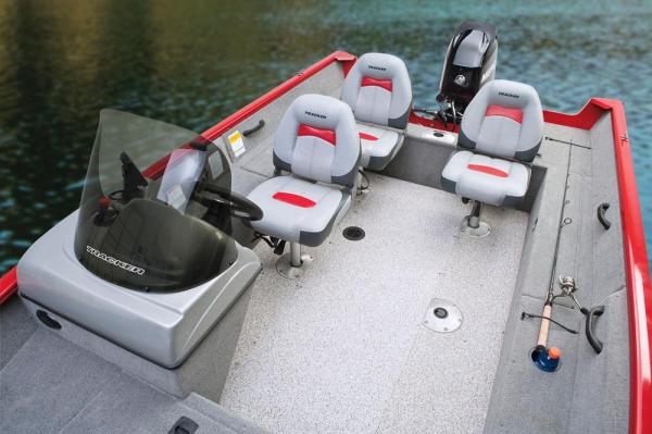 2012 Tracker Boats boat for sale, model of the boat is Pro Guide V-16 SC & Image # 20 of 23