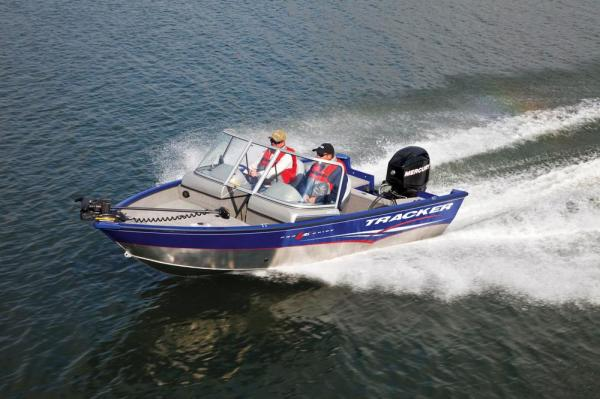 For Sale: 2012 Tracker Boats Pro Guide V-16 Sc W/ 50 Elpt Fourstroke And Trailer 16ft<br/>Pride Marine - Eganville