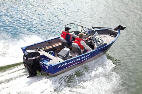 2012 Tracker Boats boat for sale, model of the boat is Pro Guide V-16 SC w/ 50 ELPT FourStroke and Trailer & Image # 6 of 45