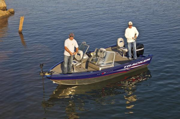 2012 Tracker Boats boat for sale, model of the boat is Pro Guide V-16 SC w/ 50 ELPT FourStroke and Trailer & Image # 10 of 45