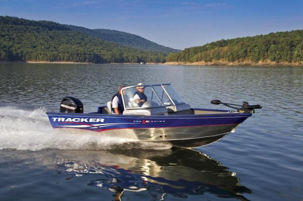 2012 Tracker Boats boat for sale, model of the boat is Pro Guide V-16 SC w/ 50 ELPT FourStroke and Trailer & Image # 17 of 45