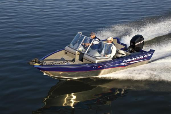2012 Tracker Boats boat for sale, model of the boat is Pro Guide V-16 SC w/ 50 ELPT FourStroke and Trailer & Image # 16 of 45