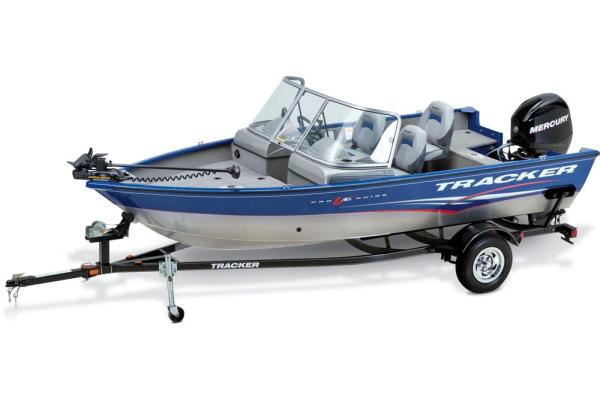 2012 Tracker Boats boat for sale, model of the boat is Pro Guide V-16 SC w/ 50 ELPT FourStroke and Trailer & Image # 18 of 45
