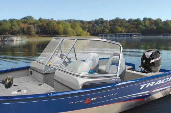 2012 Tracker Boats boat for sale, model of the boat is Pro Guide V-16 SC w/ 50 ELPT FourStroke and Trailer & Image # 25 of 45