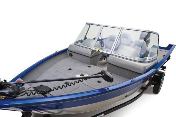2012 Tracker Boats boat for sale, model of the boat is Pro Guide V-16 SC w/ 50 ELPT FourStroke and Trailer & Image # 30 of 45