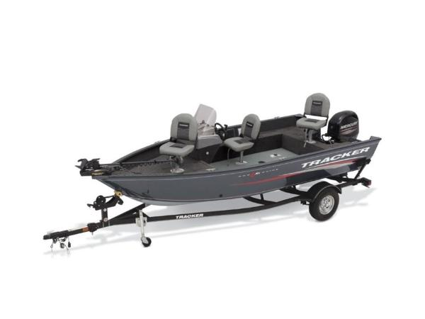 2019 Tracker Boats boat for sale, model of the boat is Pro Guide™ V-16 SC & Image # 2 of 13