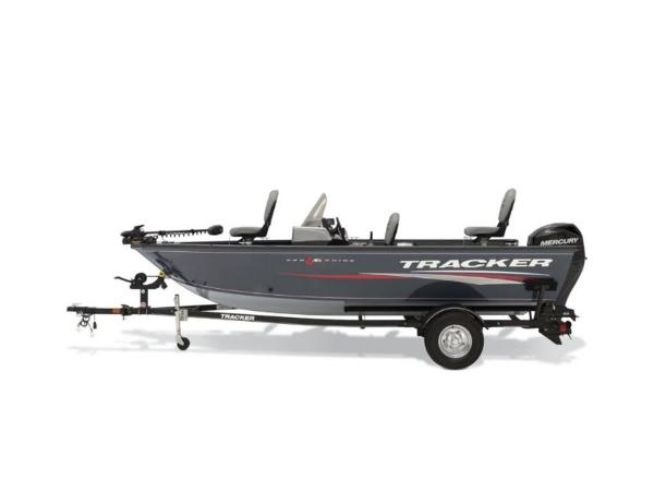 2019 Tracker Boats boat for sale, model of the boat is Pro Guide™ V-16 SC & Image # 11 of 13
