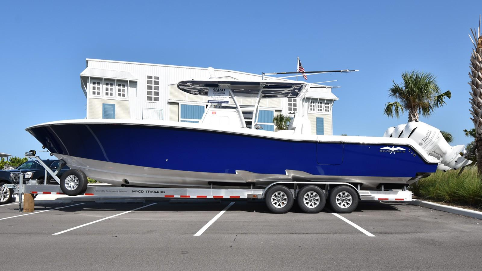 39 Invincible No Name 2019 Bradenton Denison Yacht Sales