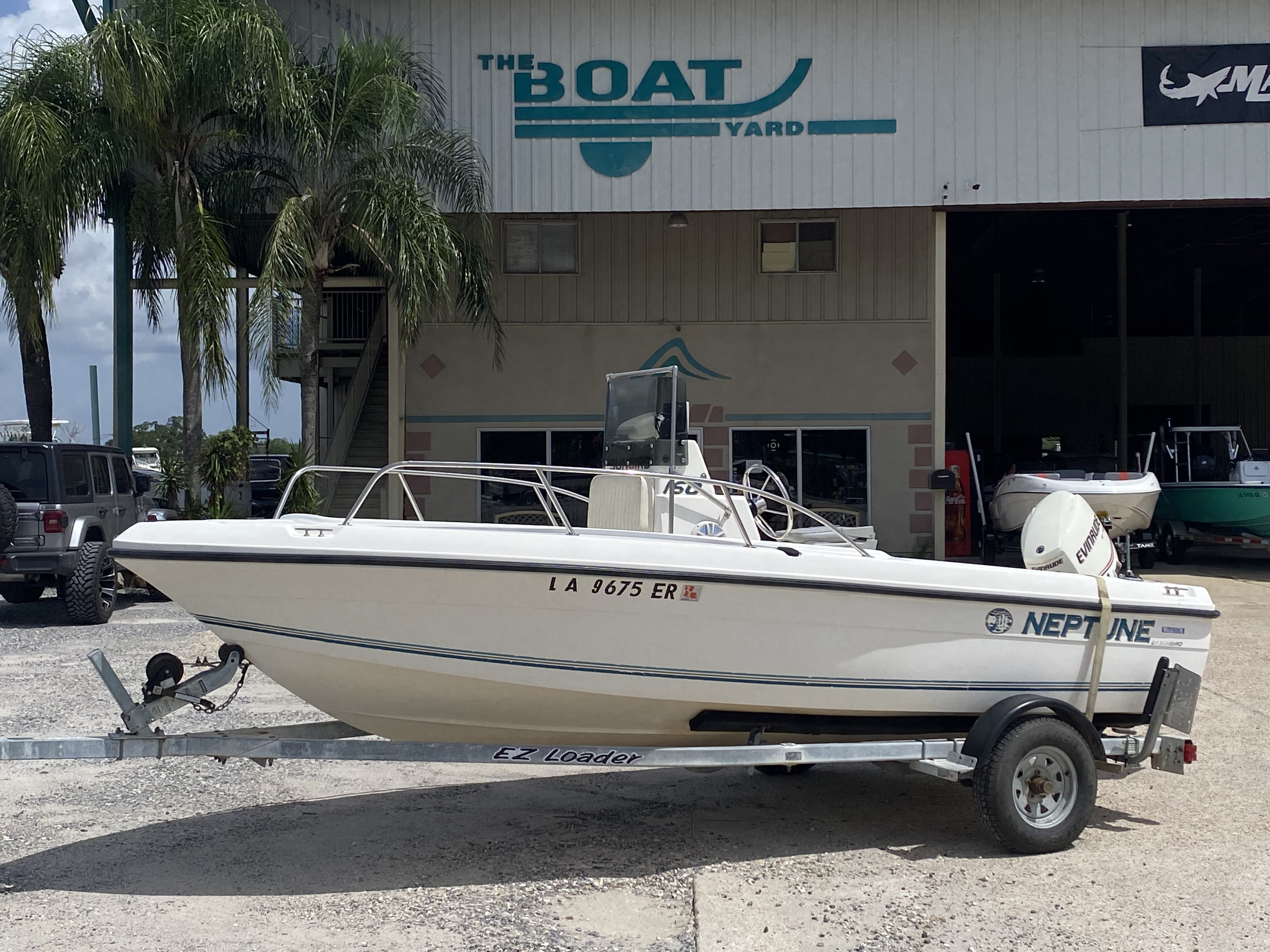 1996 Sunbird boat for sale, model of the boat is Neptune 160 & Image # 1 of 14