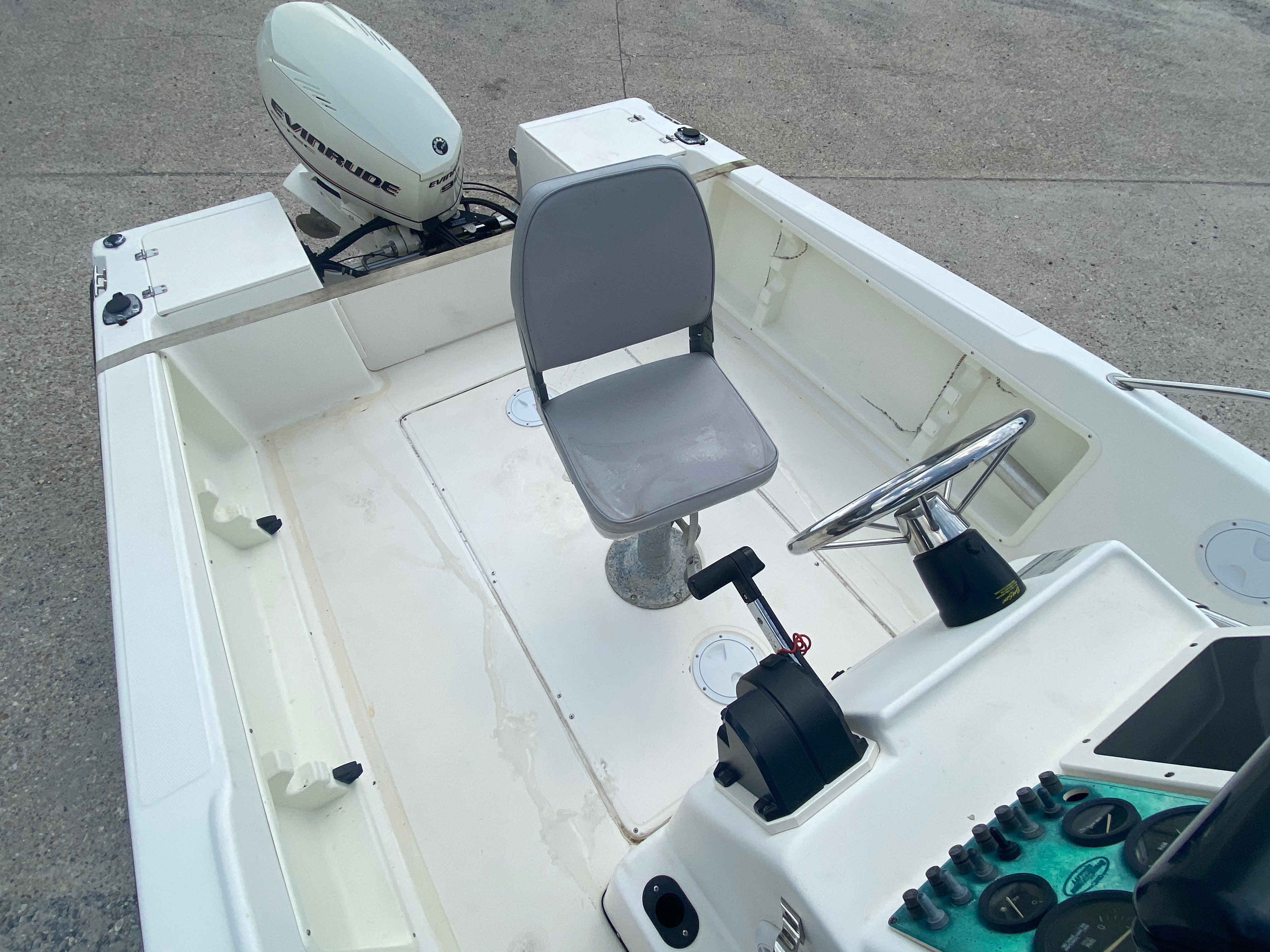 1996 Sunbird boat for sale, model of the boat is Neptune 160 & Image # 13 of 14