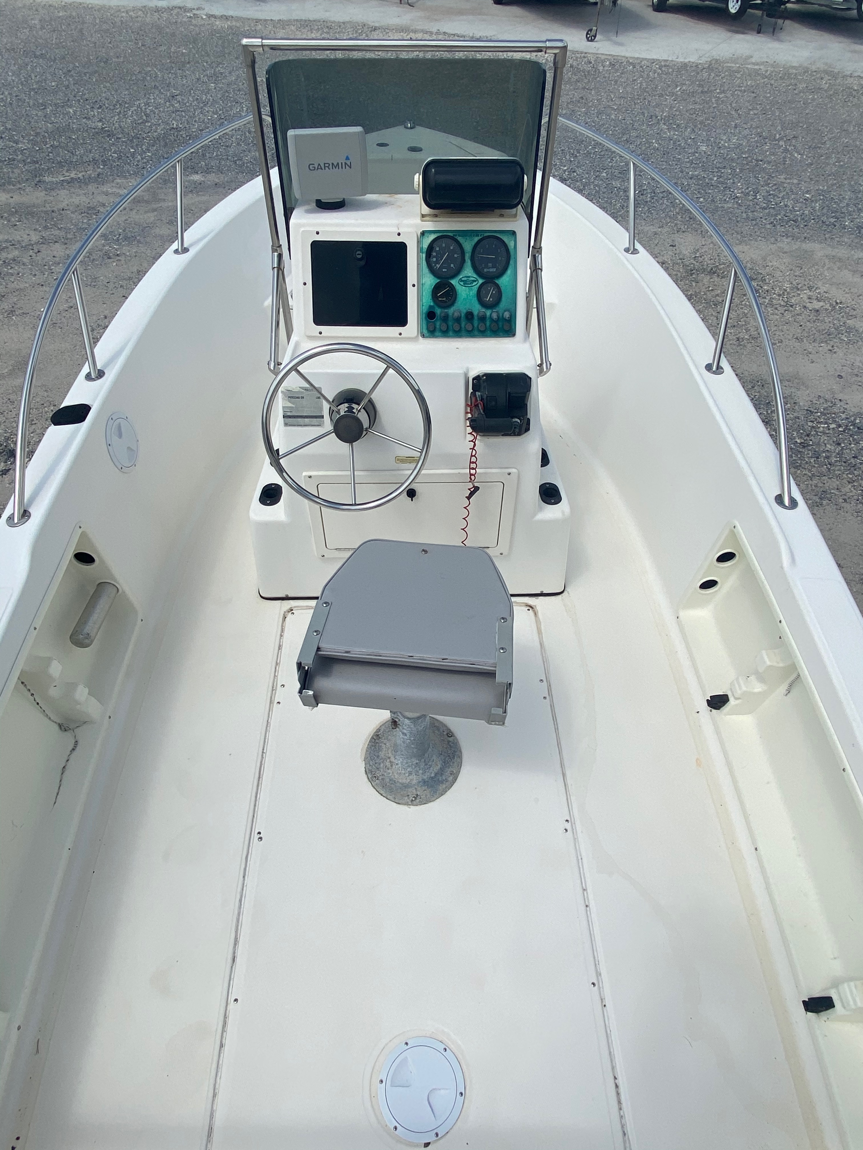 1996 Sunbird boat for sale, model of the boat is Neptune 160 & Image # 2 of 14