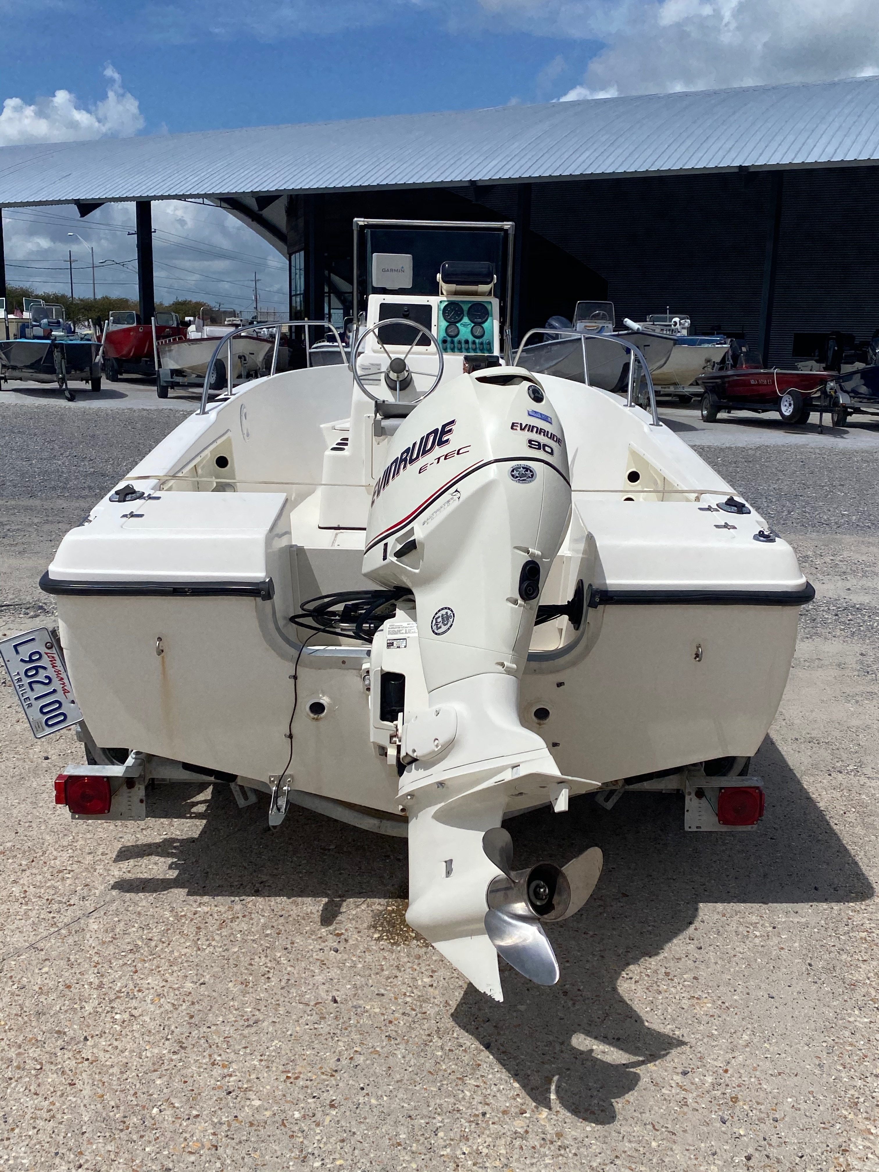 1996 Sunbird boat for sale, model of the boat is Neptune 160 & Image # 6 of 14