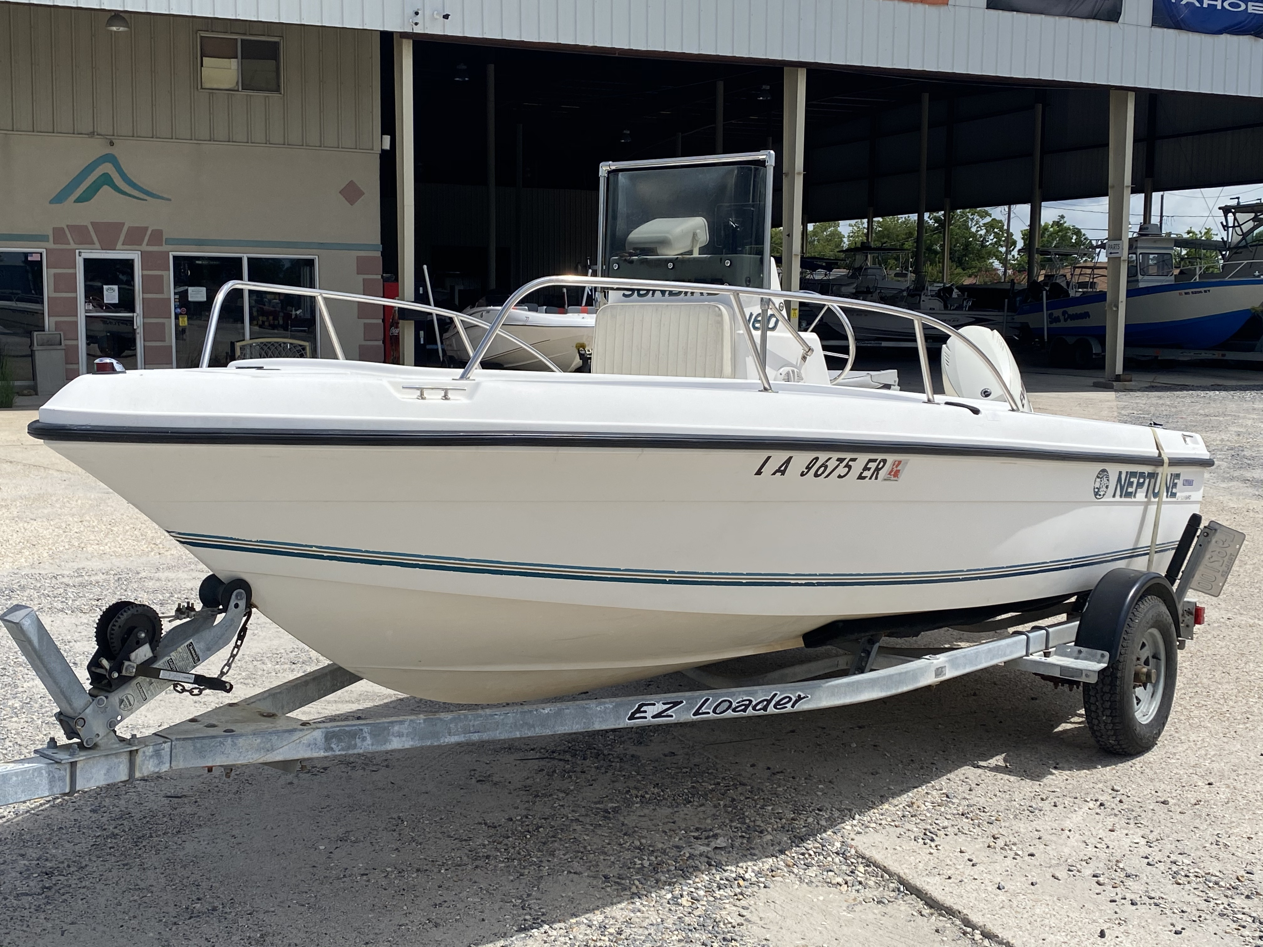 1996 Sunbird boat for sale, model of the boat is Neptune 160 & Image # 9 of 14