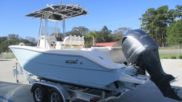 2021 Bulls Bay boat for sale, model of the boat is 230 CC & Image # 6 of 42