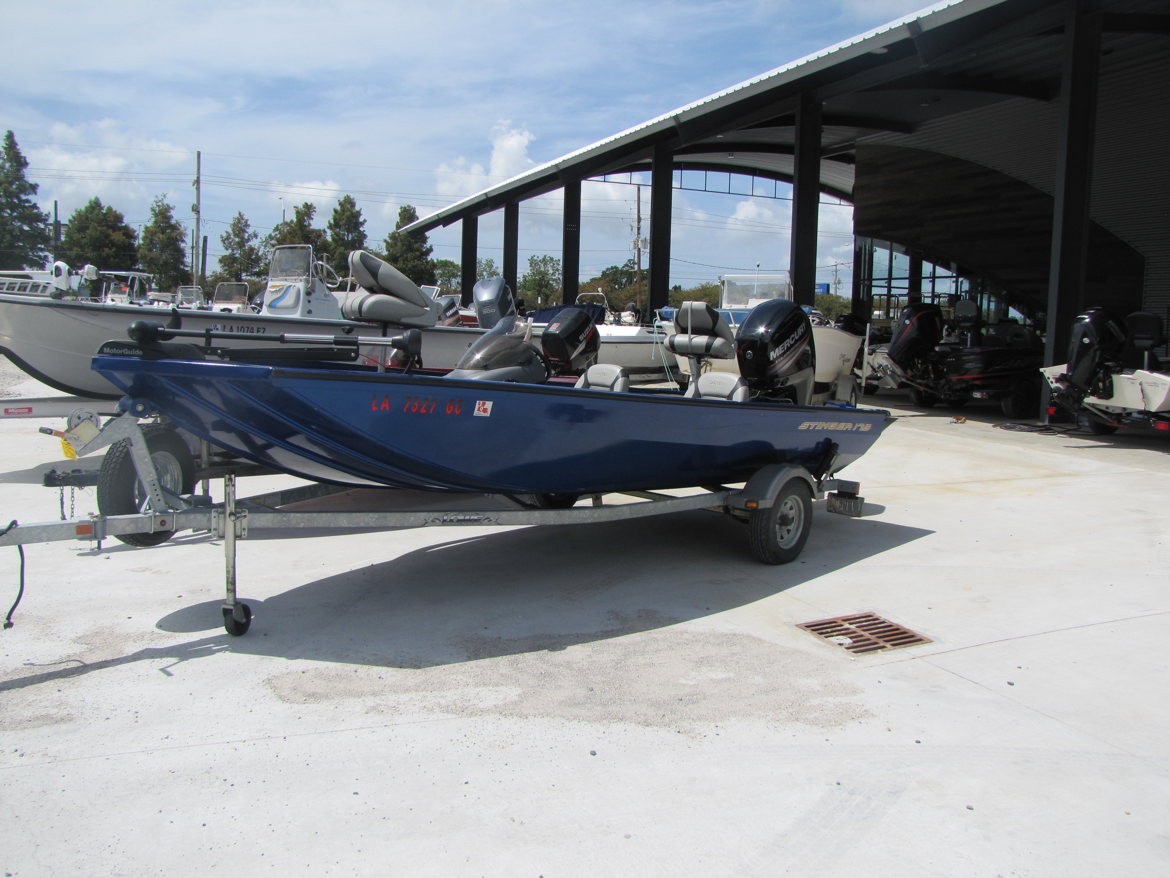 2014 LOWE 175 for sale
