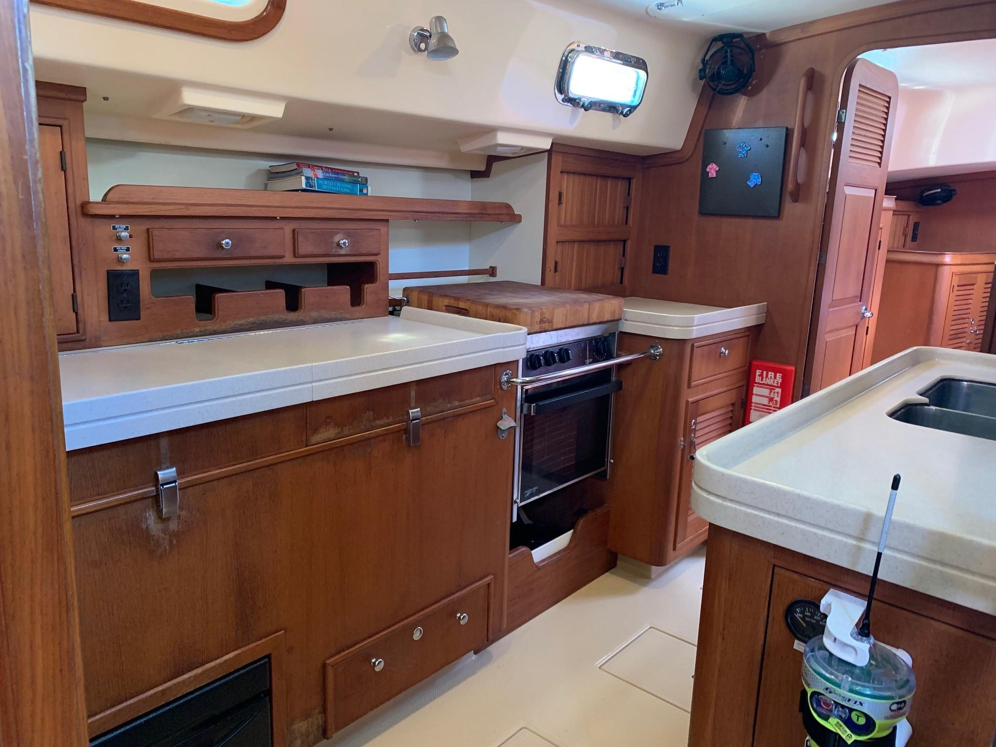 galley outboard