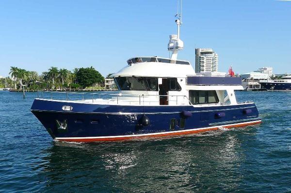 54' Privateer Trawler DON PIPO