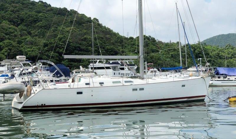Beneteau Oceanis 473 Photo
