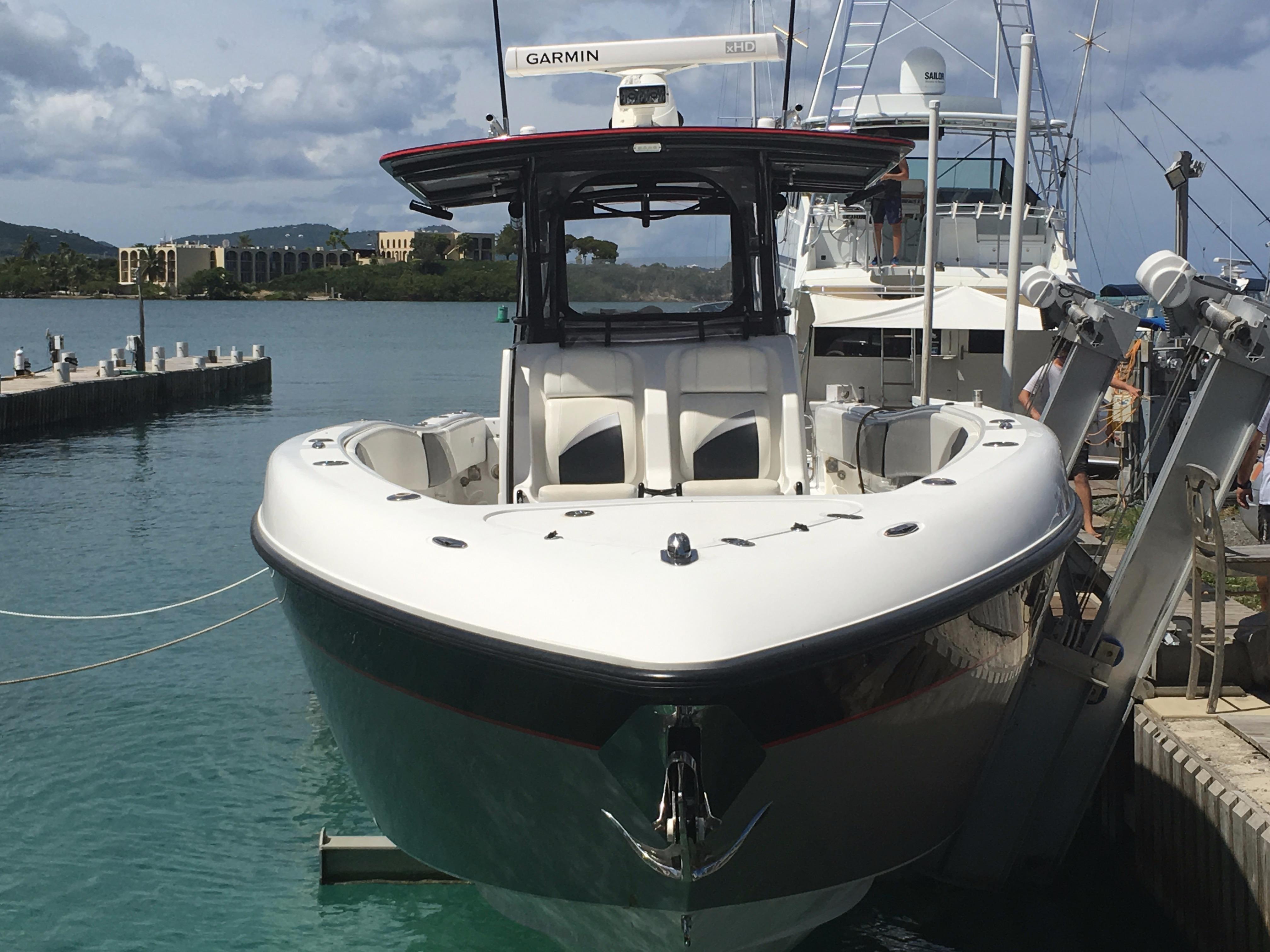 2012 Deep Impact 399 Open Yacht for Sale in St Croix US Virgin