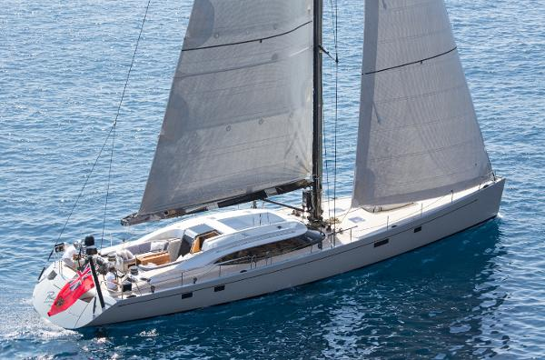 Shipman 80 Cruising Sloop