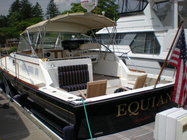 38' Grand Banks Eastbay 38 EX