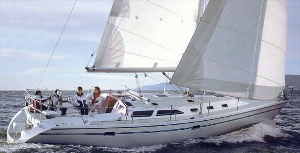 Catalina 42 MkII For Sale Purchase