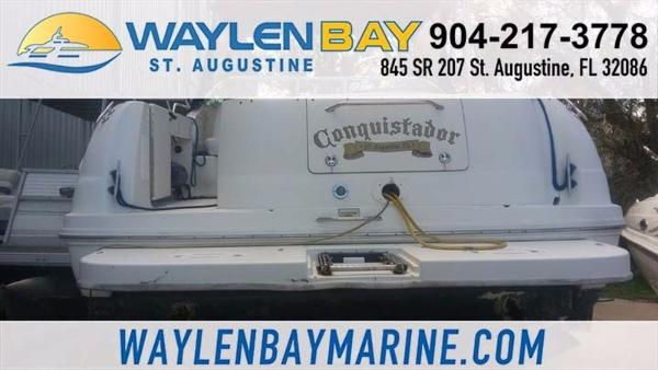 2003 Sea Ray boat for sale, model of the boat is 29 AMBERJACK & Image # 2 of 8