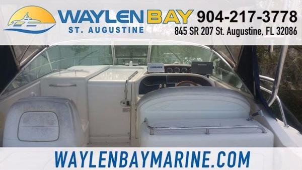 2003 Sea Ray boat for sale, model of the boat is 29 AMBERJACK & Image # 3 of 8
