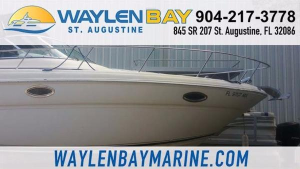2003 Sea Ray boat for sale, model of the boat is 29 AMBERJACK & Image # 5 of 8