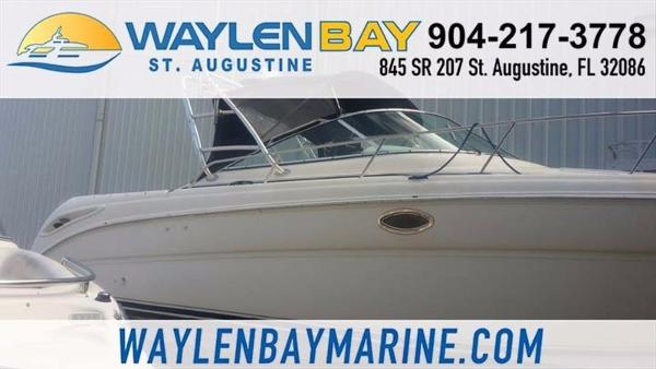 2003 Sea Ray boat for sale, model of the boat is 29 AMBERJACK & Image # 1 of 8