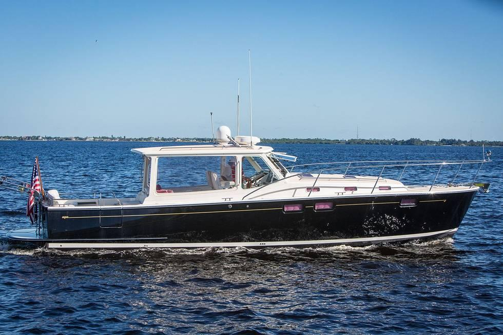 40' MJM Yachts 2010
